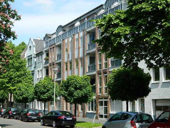 In Kürze ETW Bismarckviertel 46 m²