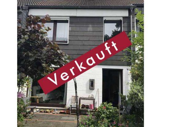 Wuppertal-Dönberg, Reihenhaus